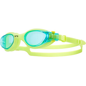 TYR Vesi Googles Juniors Blue/Yellow